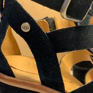 UGG Shoes - UGG block heel sandal